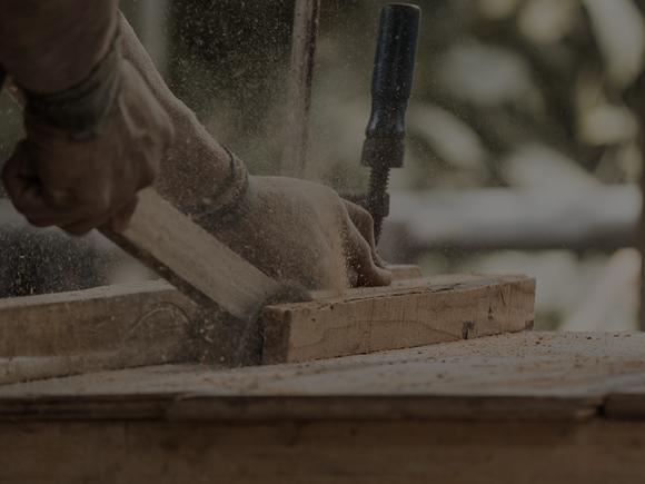 Řezaní dřeva